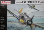 AZM7591 1/72 Focke-Wulf Fw-190D-9 Early